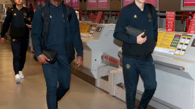 Diogo Dalot é a grande estreia nos convocados do United de Mourinho