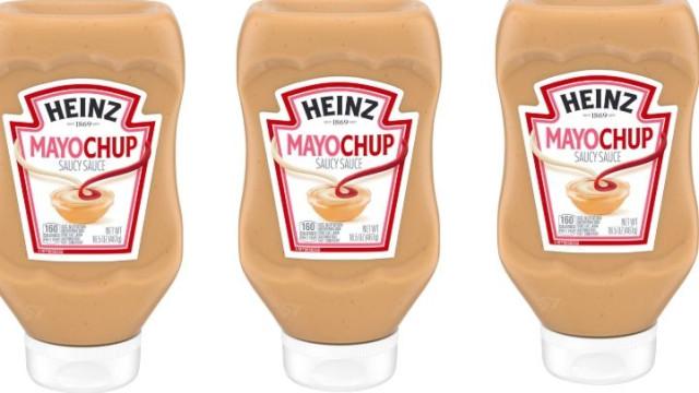 Mayochup: Sim, a novidade da Heinz é aquilo que está a pensar