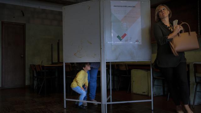 Estes são os concelhos que têm os eleitores mais assíduos