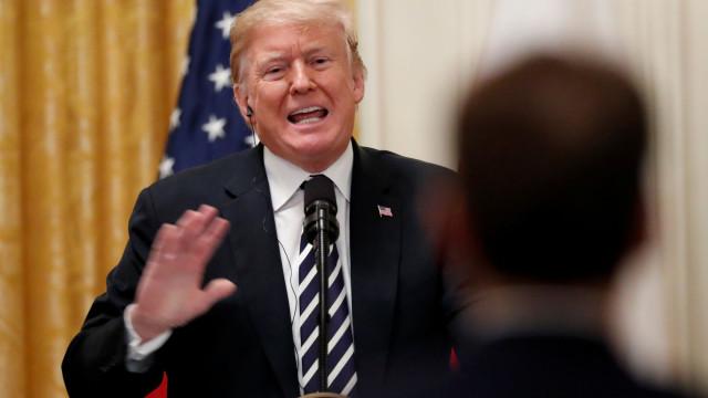 Trump afasta ideia de investigação do FBI ao seu candidato ao Supremo