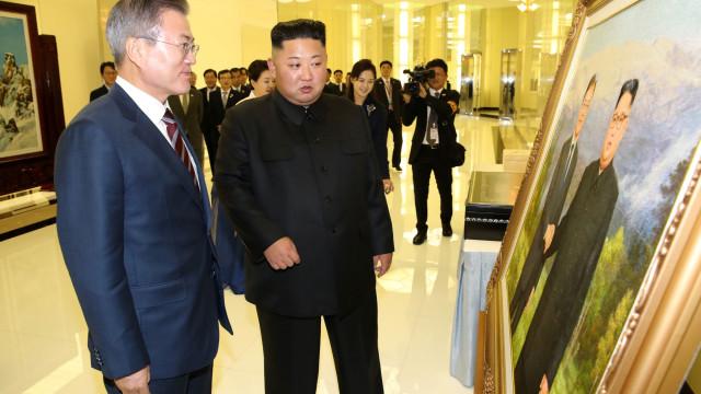 Kim Jong-un diz que será primeiro presidente norte-coreano a visitar Seul