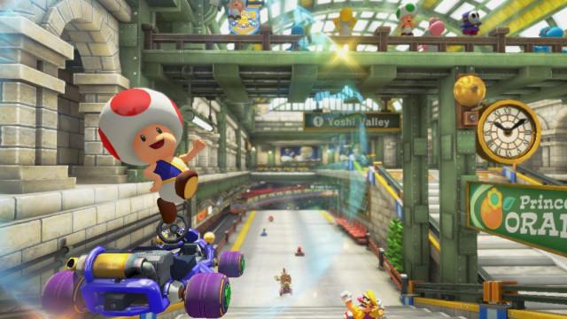 'Mario Kart' é novamente popular e a culpa é de Donald Trump