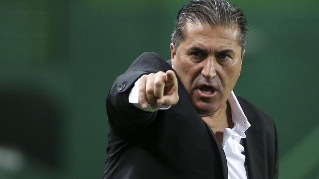 [0-0] Sporting-Qarabag: Que susto! Salin evita o 'pior'