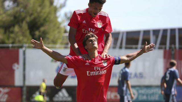 Benfica 'desfaz' Bayern Munique nas 'asas' de João Filipe
