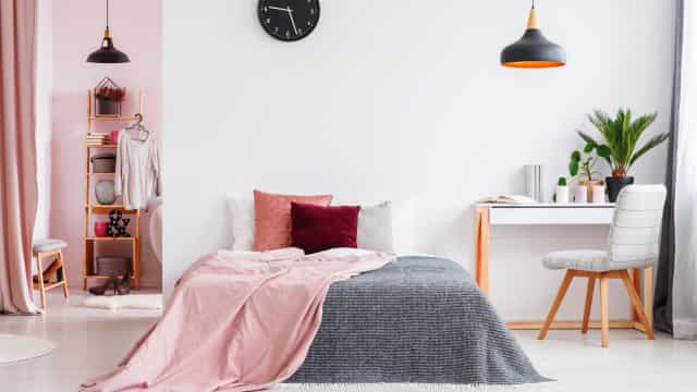 Detox ao quarto de cama? Elimine os químicos que lá se encontram