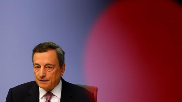 BCE identifica riscos de desaceleração do crescimento na zona euro