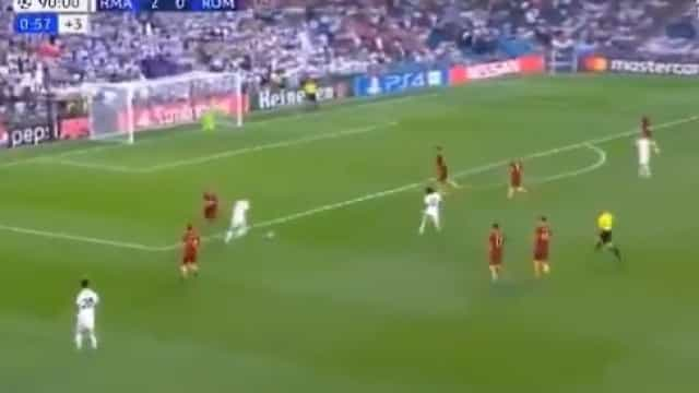 Mariano: Novo número 7 do Real marcou golo de fazer esquecer Ronaldo
