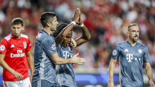 Bayern Munique: Renato Sanches eleito o melhor de setembro