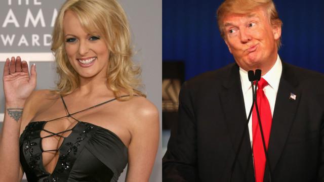 Atriz pornográfica revela pormenores de caso com Donald Trump