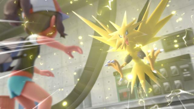 'Pokémon' chega à Switch em novembro. Veja as novas imagens e trailer