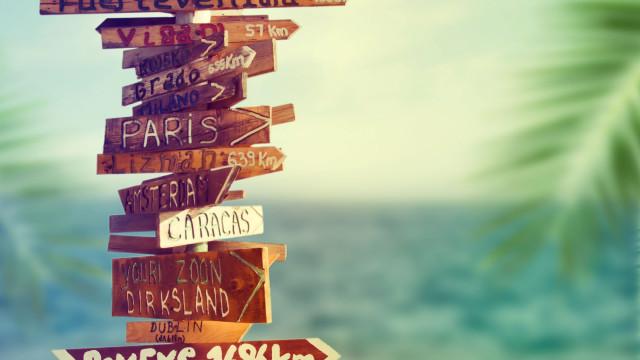 Portugueses viajam maioritariamente por estes motivos