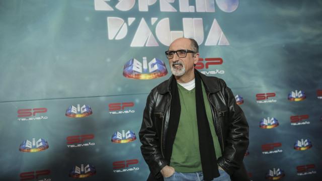 """Ator António Cordeiro diagnosticado com """"doença grave e incurável"""""""