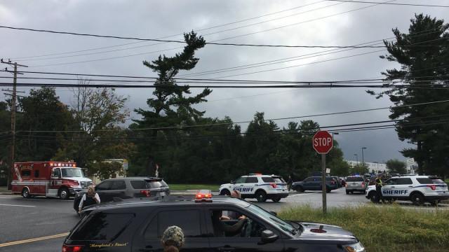 Pelo menos três mortos em tiroteio num armazém de Maryland
