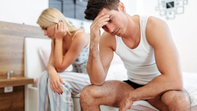 Sexo está a deixar os homens tristes… Estudo revela porquê