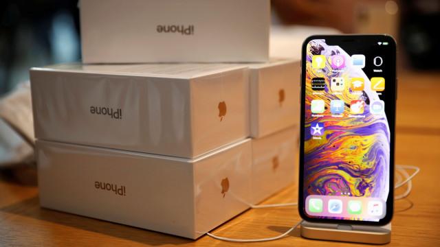 O iPhone XS já chegou. Veja as fotografias do lançamento