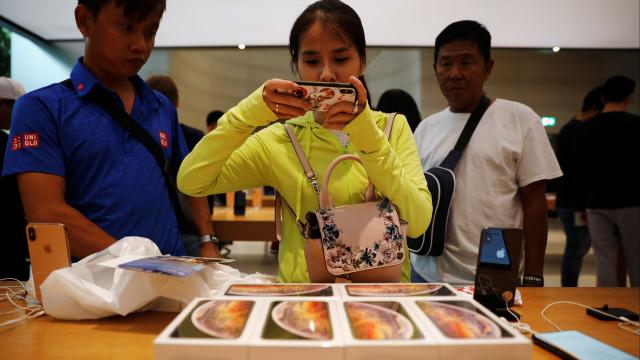 Apple não planeia iPhone 5G para breve