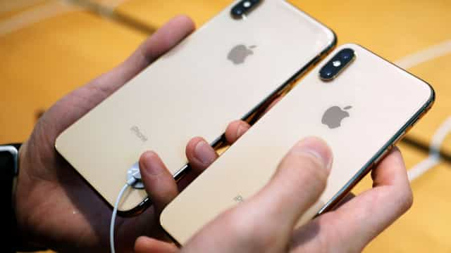 Próxima atualização do iPhone XS corrige selfies