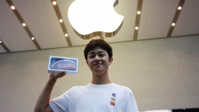 O iPhone mais caro é também o mais procurado