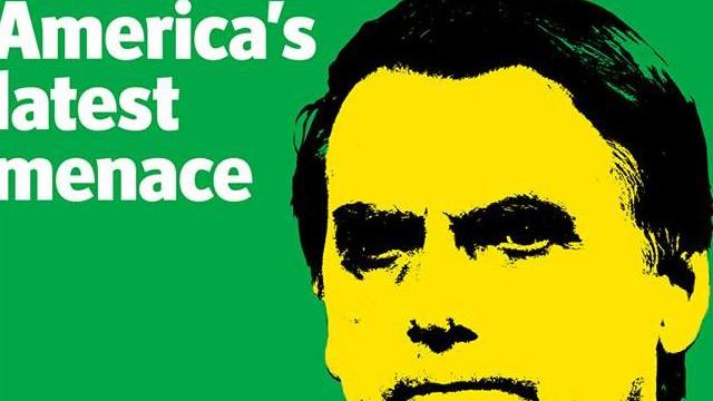 """The Economist: """"Jair Bolsonaro, a maior ameaça da América Latina"""""""