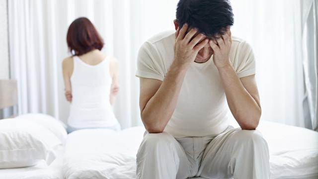 Nem os homens escapam à menopausa… jovens inclusive