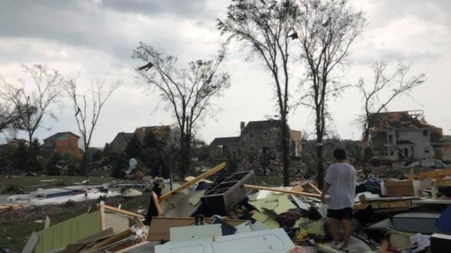 Pelo menos 30 feridos na sequência de um tornado no Canadá