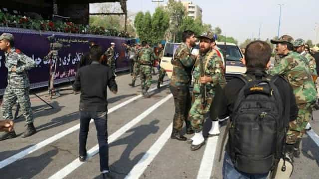 """Teerão culpa """"regime estrangeiro"""" apoiado pelos EUA por ataque de hoje"""