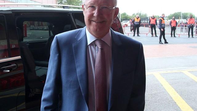 Ferguson está de regresso a Old Trafford e os adeptos querem chegar cedo