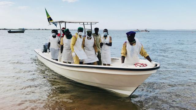 Encontrado sobrevivente do naufrágio que matou 207 pessoas na Tanzânia