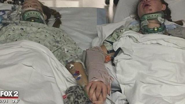 Irmãs partilham último momento após acidente que matou uma delas