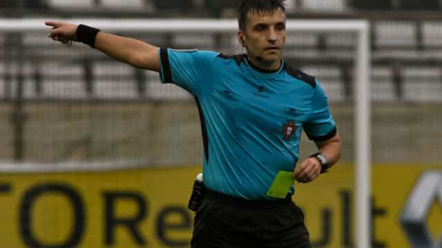 Já há árbitro para a partida entre Benfica e Aves na Luz