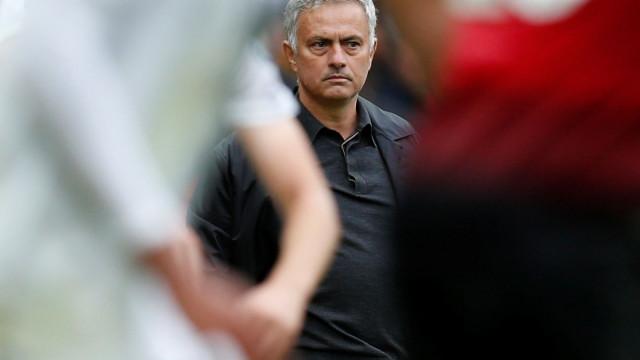Mourinho revelou-se impressionado com dupla lusa do Wolves