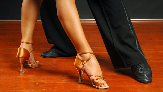 Portugueses no pódio do Campeonato do Mundo de Danças de Salão