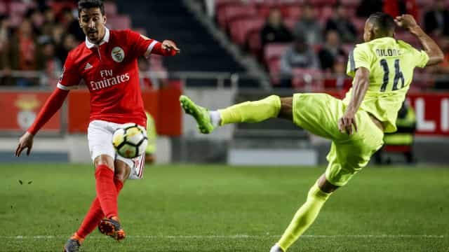 Benfica-Desp. Aves: Rui Vitória dá a titularidade a João Félix e Gabriel