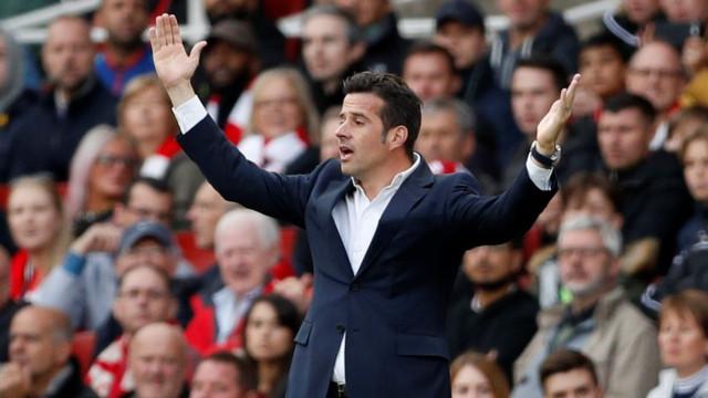 Marco Silva vai ao Emirates e consente a 2.ª derrota na Premier League