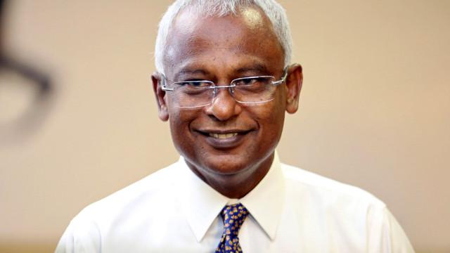 Candidato da oposição vence eleições presidenciais nas Maldivas