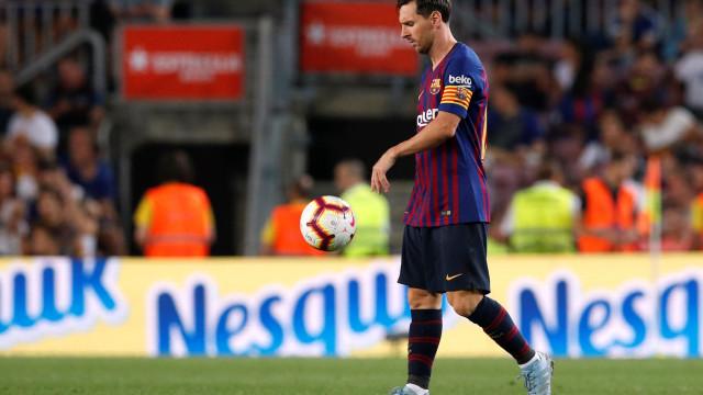 Polémica na Fundação Messi: Argentino perde processo contra jornal