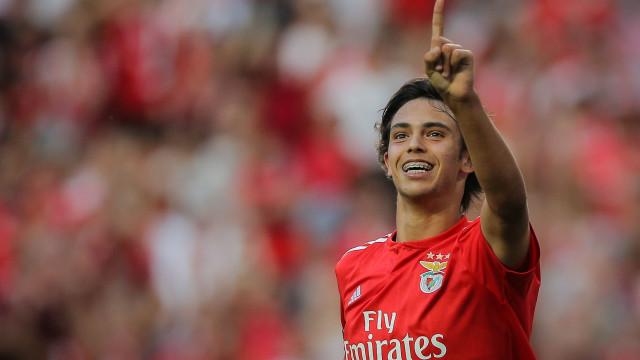 João Félix blindado pelo Benfica com uma cláusula de 120 milhões de euros