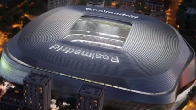 Já viu como vai ficar o novo Bernabéu... 500 milhões de euros depois?