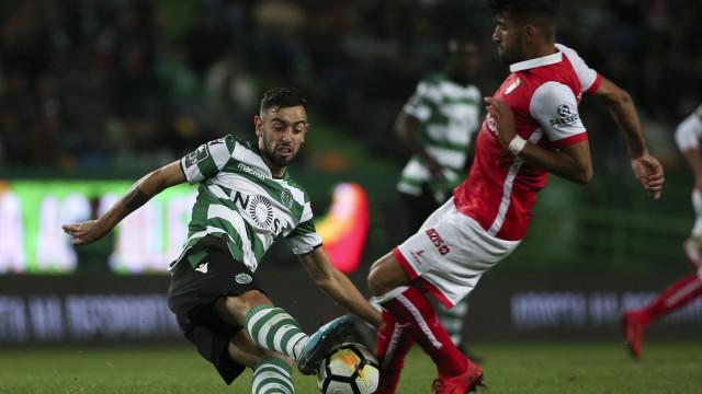 [0-0] Sp. Braga-Sporting: Já rola a bola na Pedreira