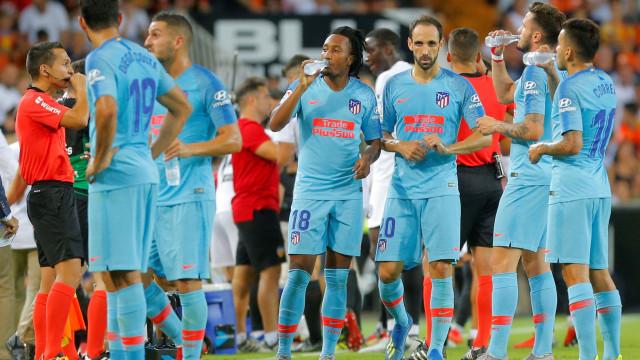 Espanhóis estranham escassa utilização de Gelson no Atlético