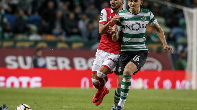Sporting explica lesão que afastou Battaglia do Marítimo