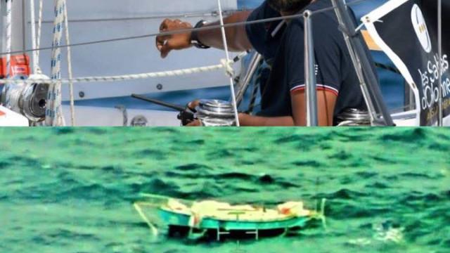 Resgatado marinheiro indiano imobilizado a três mil quilómetros da costa