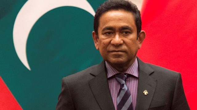 Presidente reconhece derrota nas eleições presidenciais nas Maldivas