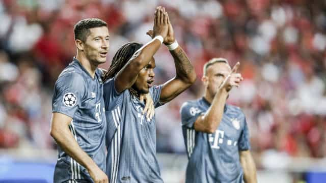 "Renato Sanches? ""Nunca bati palmas a alguém que jogue contra o Benfica"""
