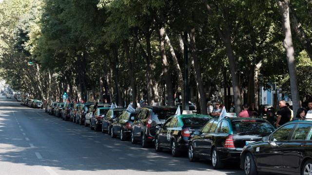 """Polícia preparada para protesto """"independentemente do tempo que durar"""""""