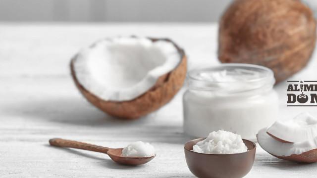 Óleo de coco: A gordura que nos protege contra vírus, bactérias e fungos