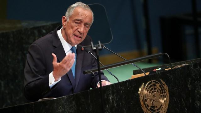 """""""Mandela foi claramente um dos melhores de todos nós"""", declara Marcelo"""