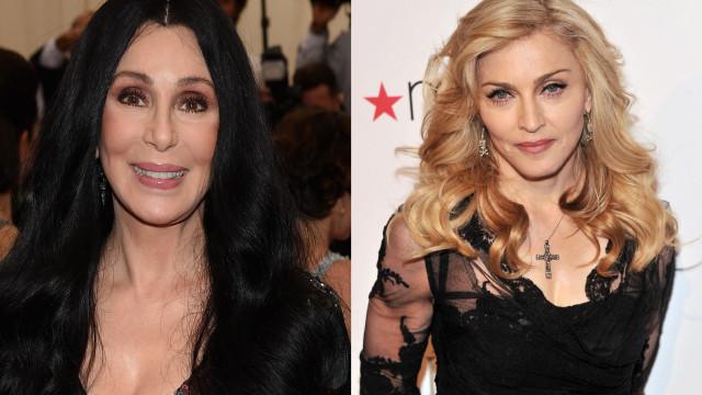 Cher lança farpas a Madonna e reacende inimizade