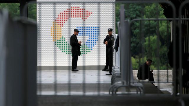 Não precisará de 'password' para aceder a serviços da Google