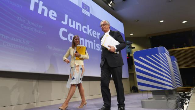 """Bruxelas lembra que """"responsabilidade"""" sobre Aquarius cabe à Líbia"""